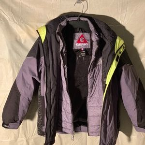 Gerry system jacket